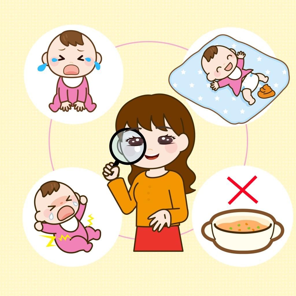 分辨孩子便祕症狀有4招
