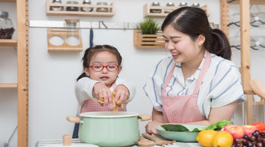 利用7個食物調配技巧,讓孩子多吃2碗